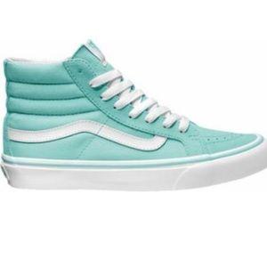 diverse styles sneakers buy real Teal Vans High Top for girls